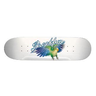Brooklyn Monk Skateboard Deck