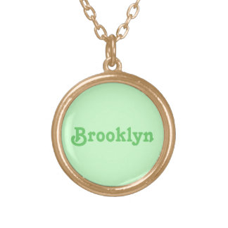 Brooklyn Necklace