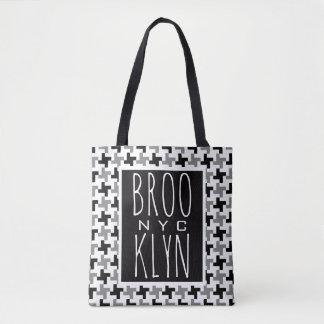 Brooklyn New York City HTF Tote Bag