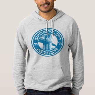 Brooklyn New York Jewish Hoodie