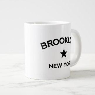 Brooklyn New York Jumbo Mug