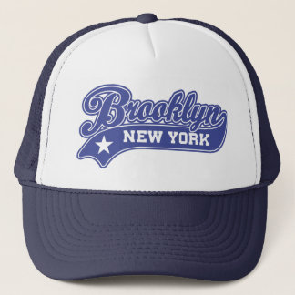 Brooklyn New York Trucker Hat