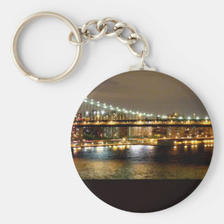 Brooklyn New York Wedding Design Key Ring