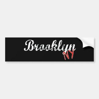 Brooklyn NY Bumper Sticker