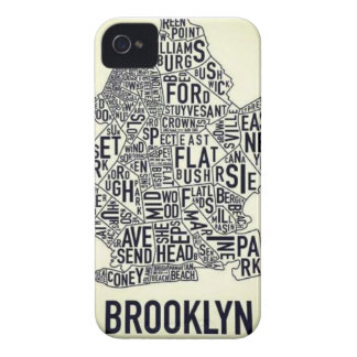 Brooklyn NY iPhone 4 Case-Mate Case