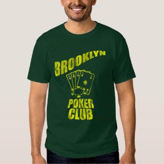 Brooklyn Poker Club T Shirt