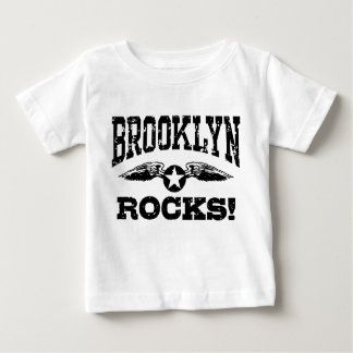 Brooklyn Rocks Baby T-Shirt
