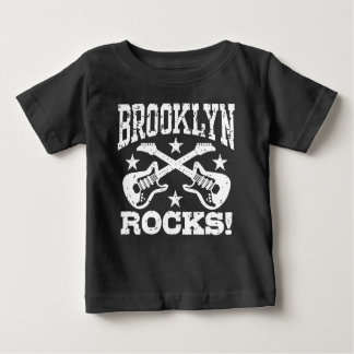 Brooklyn Rocks Baby T-Shirt