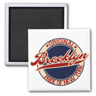 Brooklyn Square Magnet