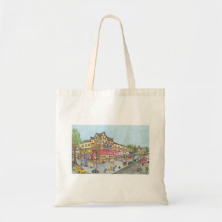 Brooklyn Street Eats Tote Bag