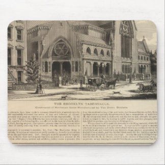 Brooklyn Tabernacle Great Organ Built Mouse Mat