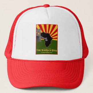 Brooklyn to Africa Trucker Hats