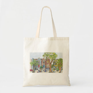 Brooklyn Wakes Up Tote Bag