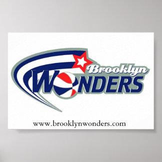 Brooklyn Wonders Poster