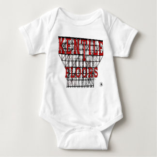 Brooklyn's Kentile Floors Sign Infant Baby Bodysuit