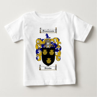 BROOKS FAMILY CREST -  BROOKS COAT OF ARMS T SHIRT
