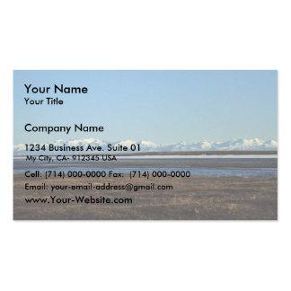 Brooks Range Business Card Templates