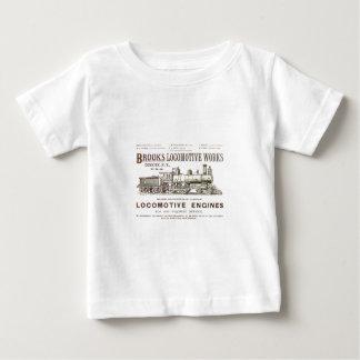 Brooks Steam Locomotive Works 1890 T Shirts