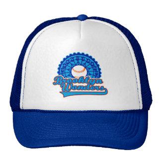 Brookyln Wonders Cap