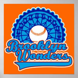 Brookyln Wonders Poster