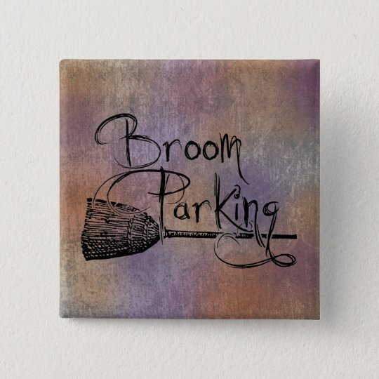 Broom Parking, Halloween Witch Sign, Fall Autumn 15