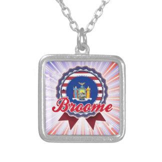 Broome, NY Custom Necklace