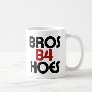 Bros B4 Hoes Basic White Mug