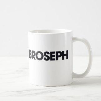 Broseph Basic White Mug