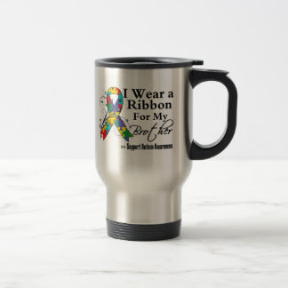 Brother - Autism Ribbon Mug