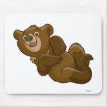 Brother Bear Koda lying down Disney Mousepads