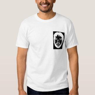 brother black/shite t shirts