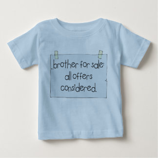 Brother for Sale T Shirts