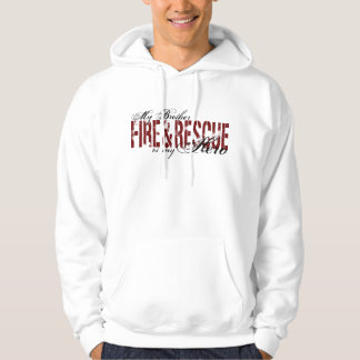 Brother Hero - Fire & Rescue Hoodie