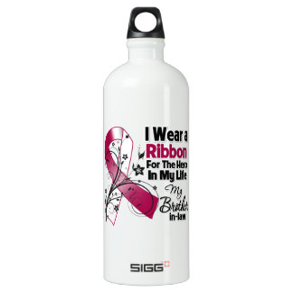 Brother-in-Law Hero in My Life Head Neck Cancer SIGG Traveller 1.0L Water Bottle