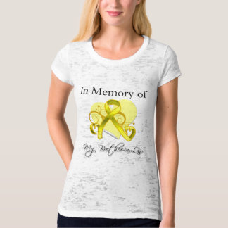 Brother-in-Law - In Memory of Military Tribute Tshirt