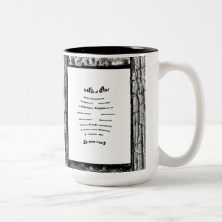 Brother of Grief Two-Tone Mug