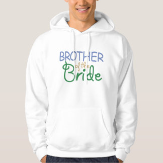Brother of the Bride Hoodie