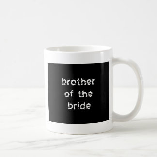 Brother of the Bride Coffee Mugs
