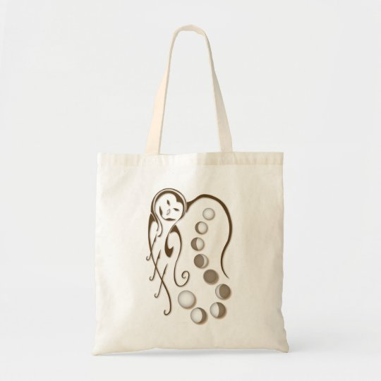 Brother Owl : Sister Moon Tote Bag