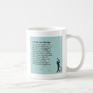 Brother Poem - Cricket Coffee Mug