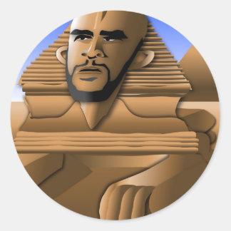 Brother Sphinx Sticker