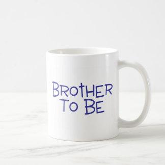 Brother To Be Basic White Mug