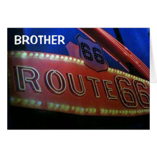 BROTHER YOU ARE A CLASSIC-40th Greeting Card