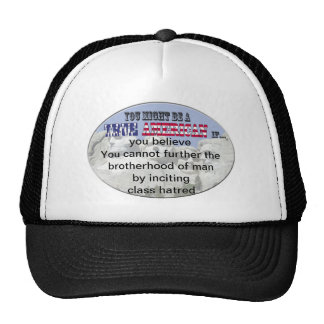 brotherhood class hatred cap