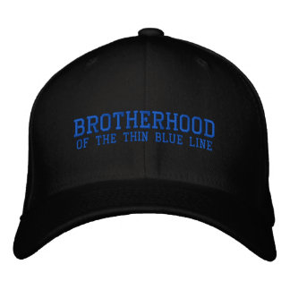 Brotherhood Flexfit Cap Embroidered Cap