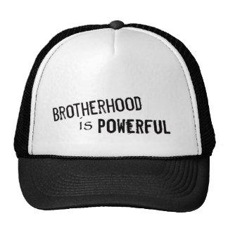 Brotherhood is Powerful Hat