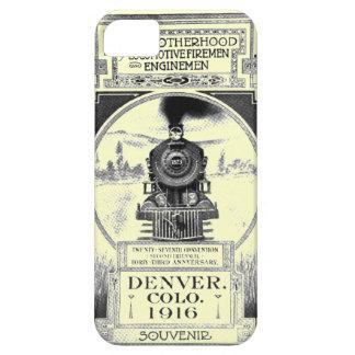 Brotherhood of Locomotive Firemen & Enginemen iPhone 5 Covers