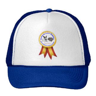 Brotherly Love Rabbitry Logo Hats
