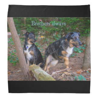 Brothers Always Do-rags