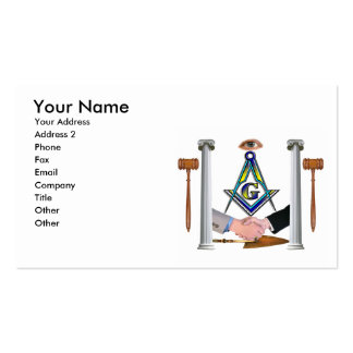 BROTHERS Double-Sided STANDARD BUSINESS CARDS (Pack OF 100)